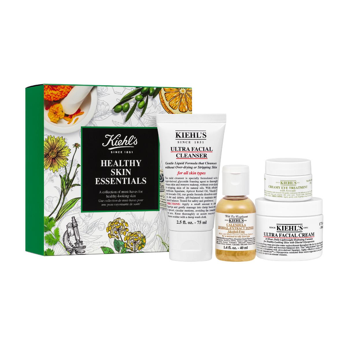 Kit de productos esenciales para el rostro