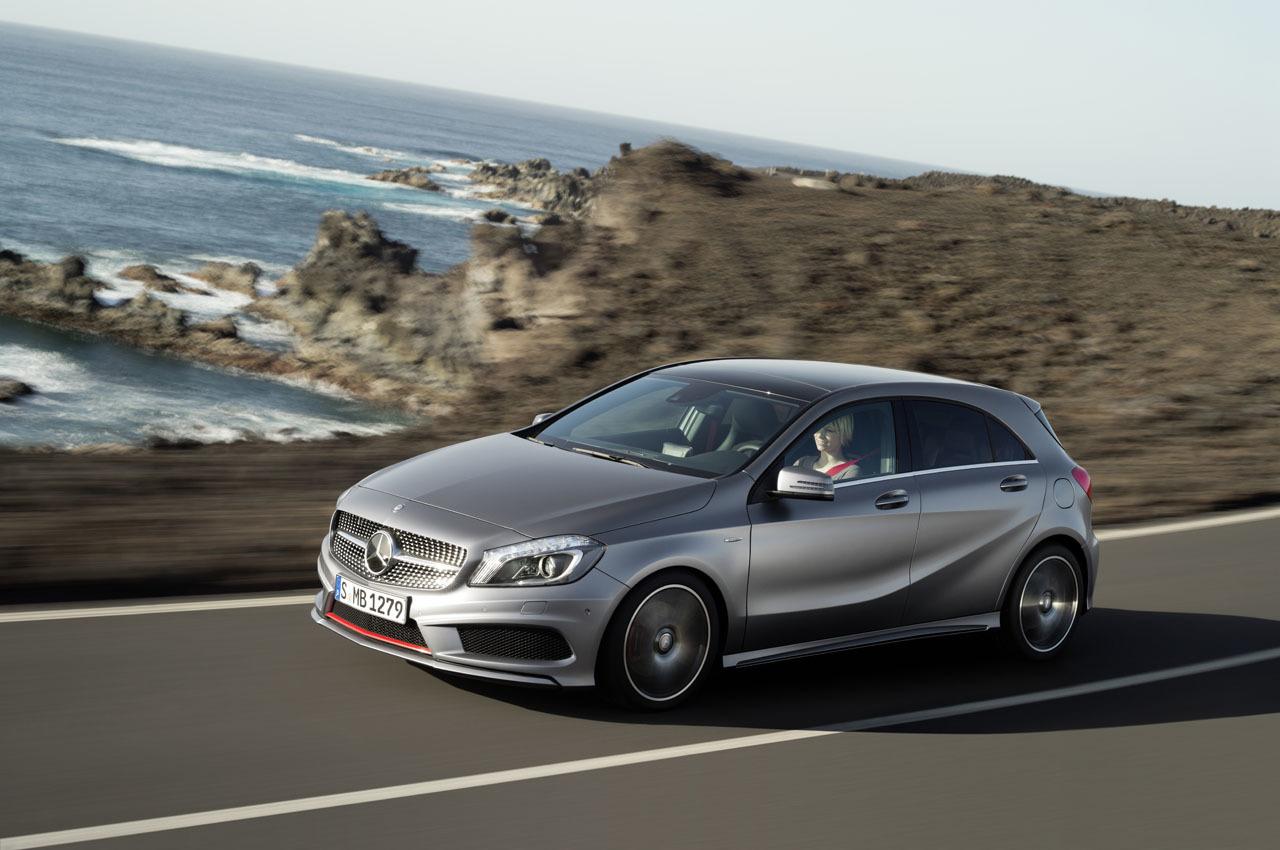 Foto de Mercedes-Benz Clase A 2012 (26/67)