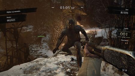 Oleadas de monstruos y seres terroríficos: el modo Mercenarios de Resident Evil Village se luce en un nuevo gameplay