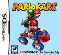 Adaptador WIFI junto con el Mario Kart DS