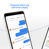 Google Mensajes comienza a expandir sus funciones de chat (RCS) en España
