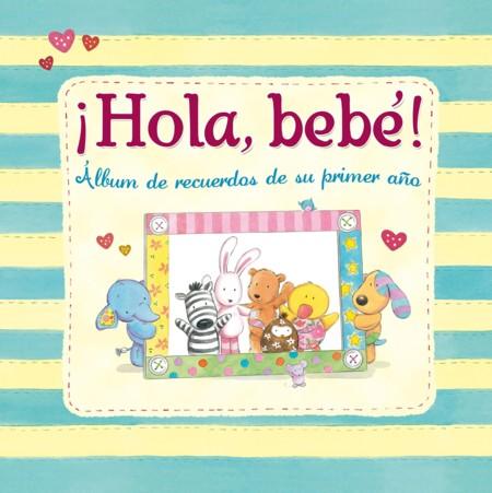 Hola bebé libro