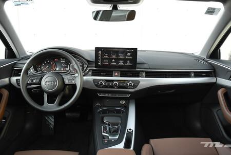 Audi A4 2021 Opiniones Prueba Mexico 16