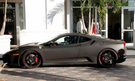 Ferrari F430 de Justin Bieber