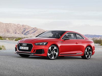 El Audi RS 5 Coupé 2017 se pasa a un 2.9 TFSI V6 biturbo y roza los 100.000 euros