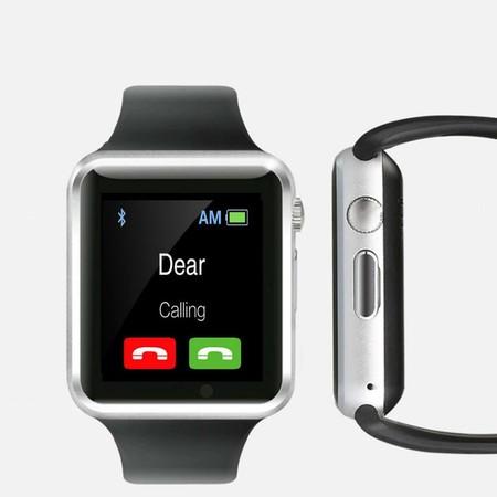 Smartwatch A1, con Bluetooth y conectividad GSM, por sólo 6,90 euros y envío gratis