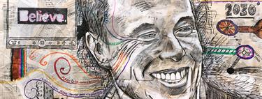 Elon Musk dice que su compañía Neuralink tendrá la tecnología para fusionar cerebros humanos con máquinas en una década