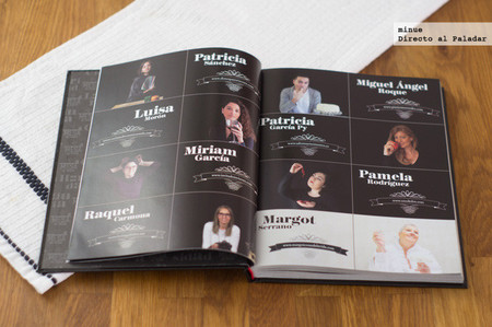 La mesa del pecado - libro de cocina 2