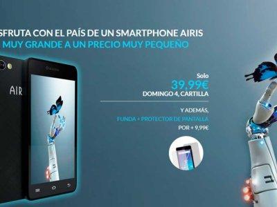¿Merece la pena comprar uno de los smartphones Airis de la promoción de El País?