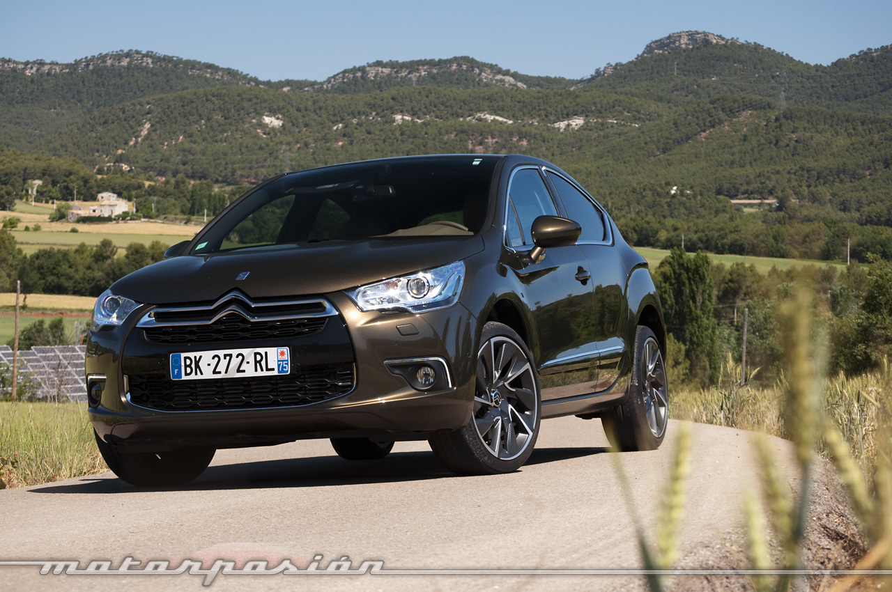 Foto de Citroën DS4 (presentación) (1/23)