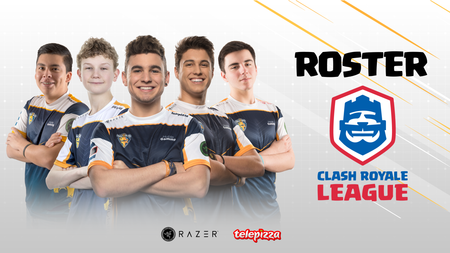 Team Queso anuncia su plantilla para la Clash Royale League