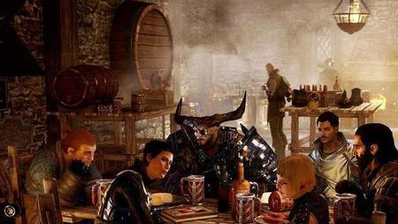 Ahora puedes escuchar gratis las canciones de la taberna de Dragon Age: Inquisition