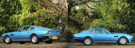 Aston Martin 1981 V8 Vantage