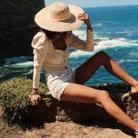 Estos son los sombreros de paja más irresistibles que se van a colar en tu armario este verano