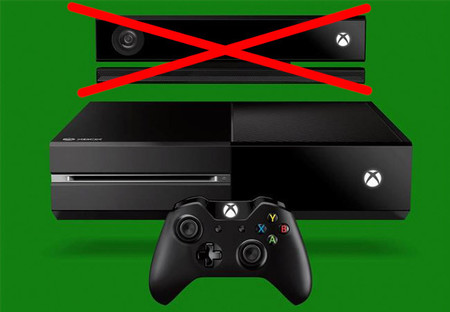 Microsoft lanzará una Xbox One sin Kinect a 399 euros