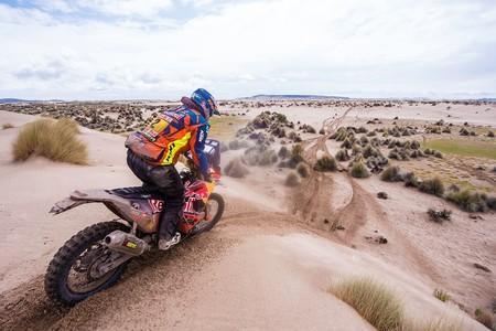 Matthias Walkner Dakar 2018 1