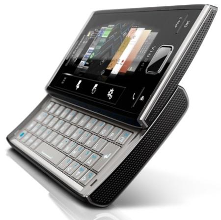 El Sony Ericsson Xperia X2 desembarca en España