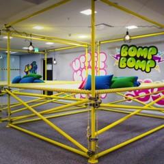 Foto 8 de 22 de la galería oficinas-candy-crush en Decoesfera