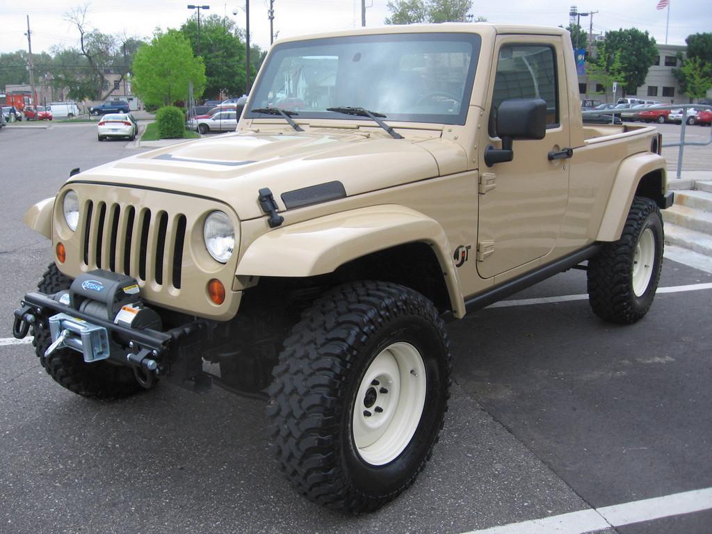 Foto de Jeep Wrangler JT Concept (9/33)