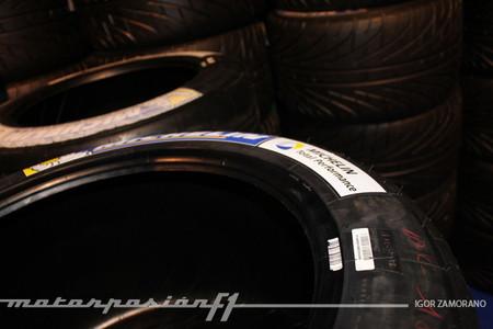 Michelin podría haber probado ya su nuevo neumático para la Fórmula 1
