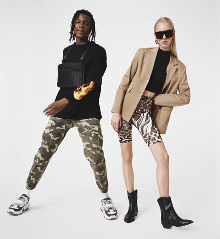 La nueva colección de Bershka está repleta de looks que hasta Justin y Hailey Bieber se pondrían