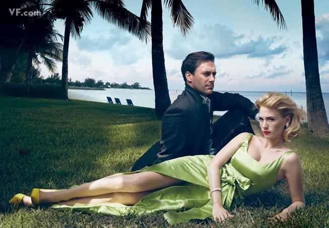 Foto de El estilo de Jon Hamm, Don Draper en la serie Mad Men: elegancia sesentera (19/26)