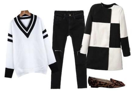Outfit Otono 2014 Sheinside