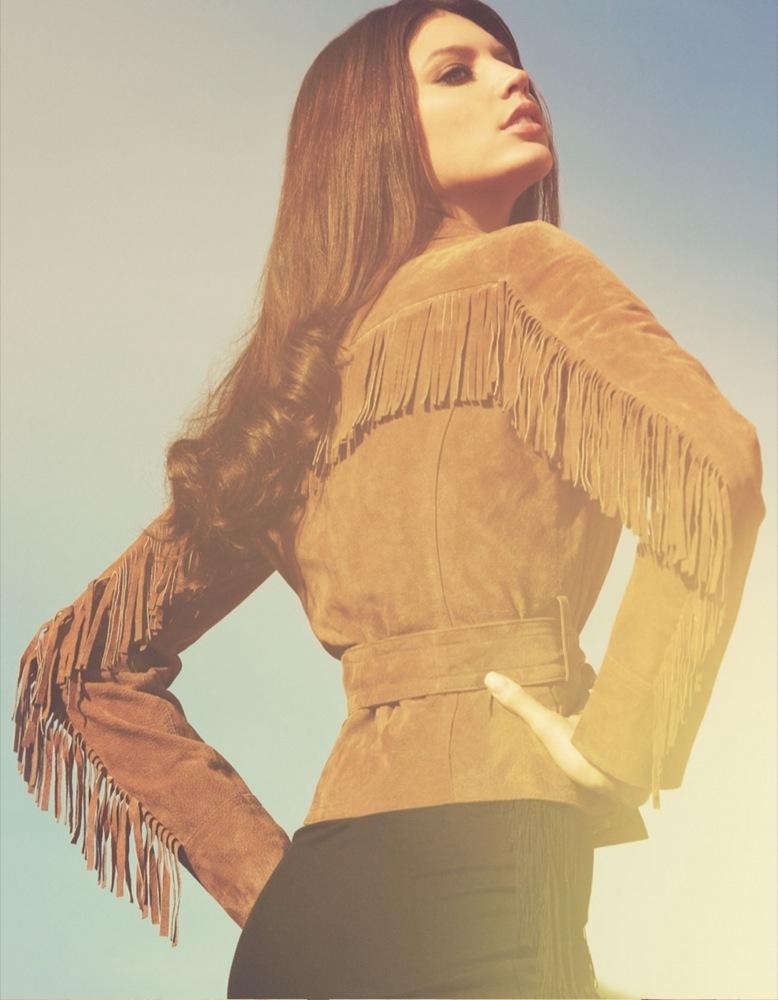 Foto de Catálogo completo de Stradivarius Primavera-Verano 2011 con Leticia Zuloaga (8/17)