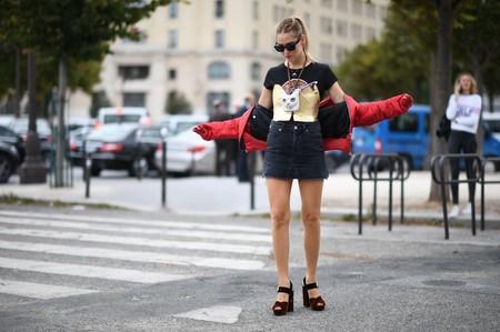 Minifaldas vaqueras, ¿cómo llevarlas esta temporada?