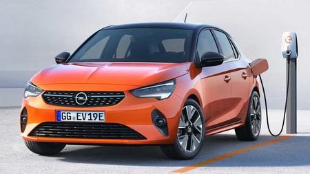 Opel Corsa E Lead