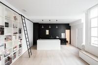 Casas que inspiran: Kabinett, un apartamento minimalista en París