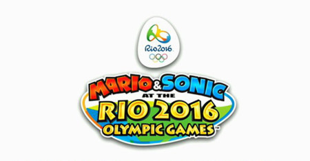 Se anuncia Mario & Sonic at the Rio 2016 Olympic Games para Wii U y 3DS