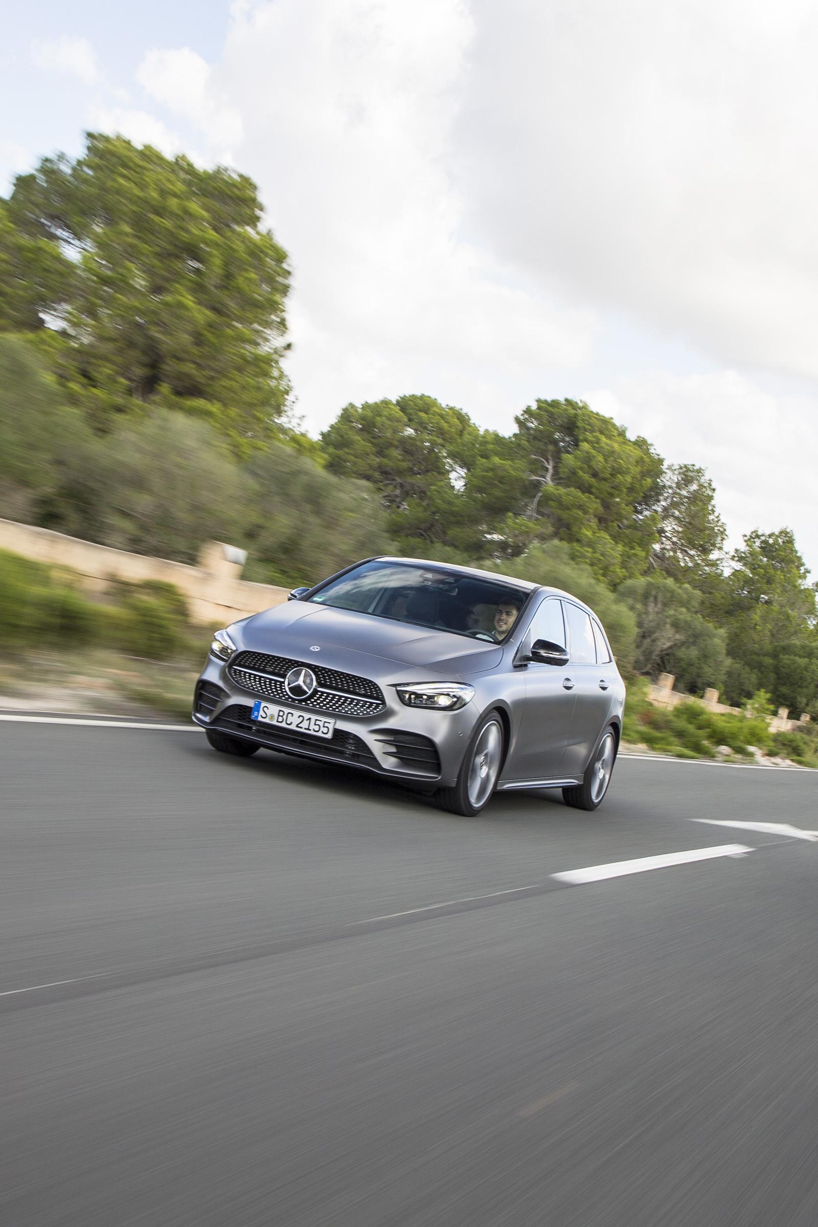 Foto de Mercedes-Benz Clase B 2019 (92/157)