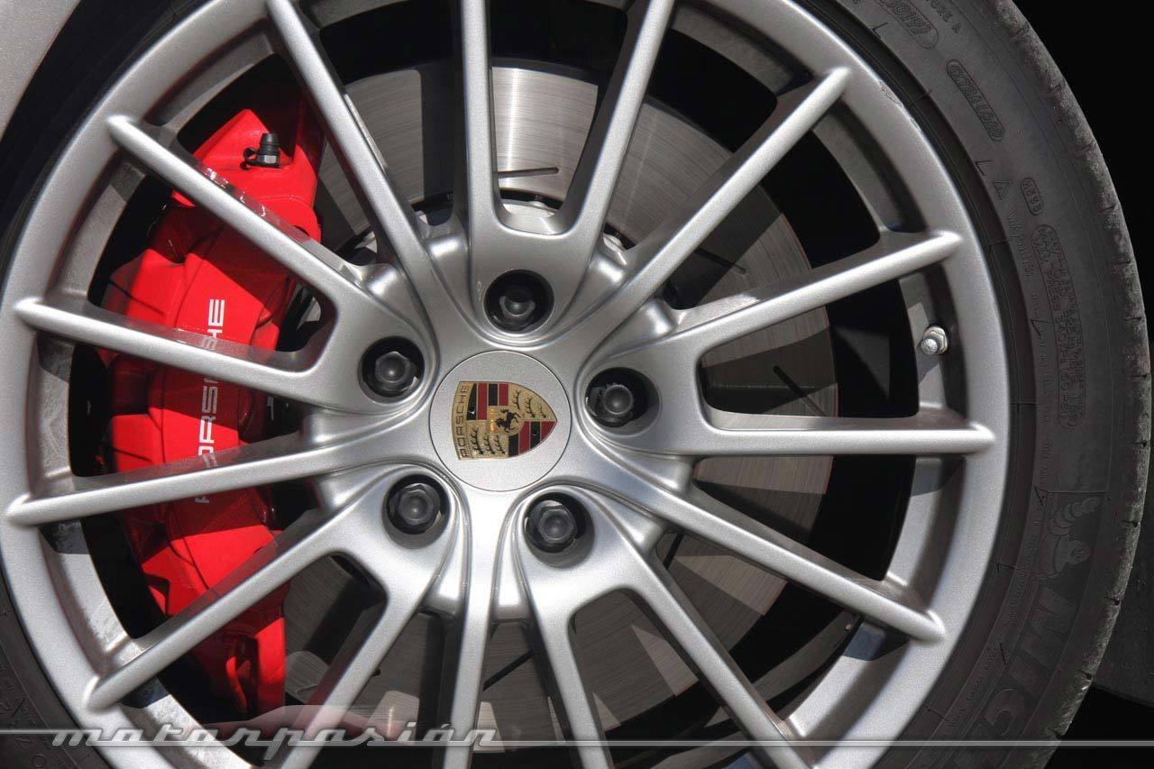 Foto de Porsche Panamera GTS (Prueba) (45/135)