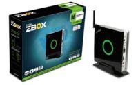 Zotac presenta su serie Zbox MA760 series con soporte 4K o hasta 4 pantallas 1080p