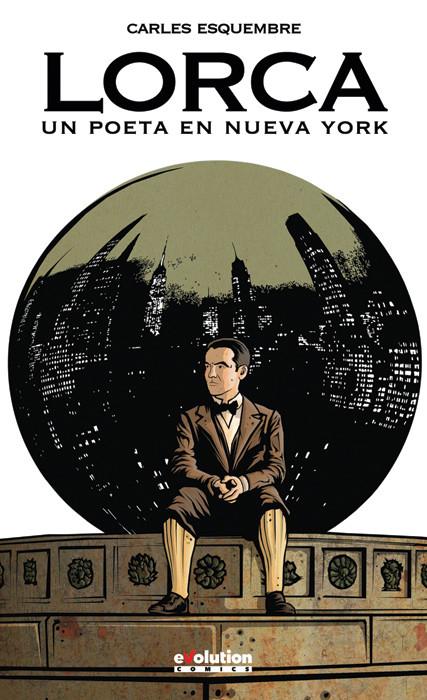 Lorca Un Poeta En Nueva York Portada