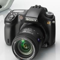 Sony prepara una sucesora de la A700 con grabación de vídeo