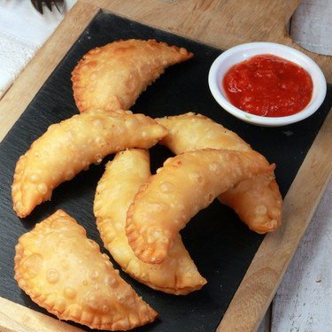 ¿Cómo son las empanadillas de Móstoles?