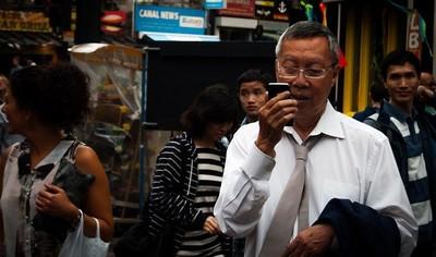 La hábil maestría de los empresarios chinos para captar negocio
