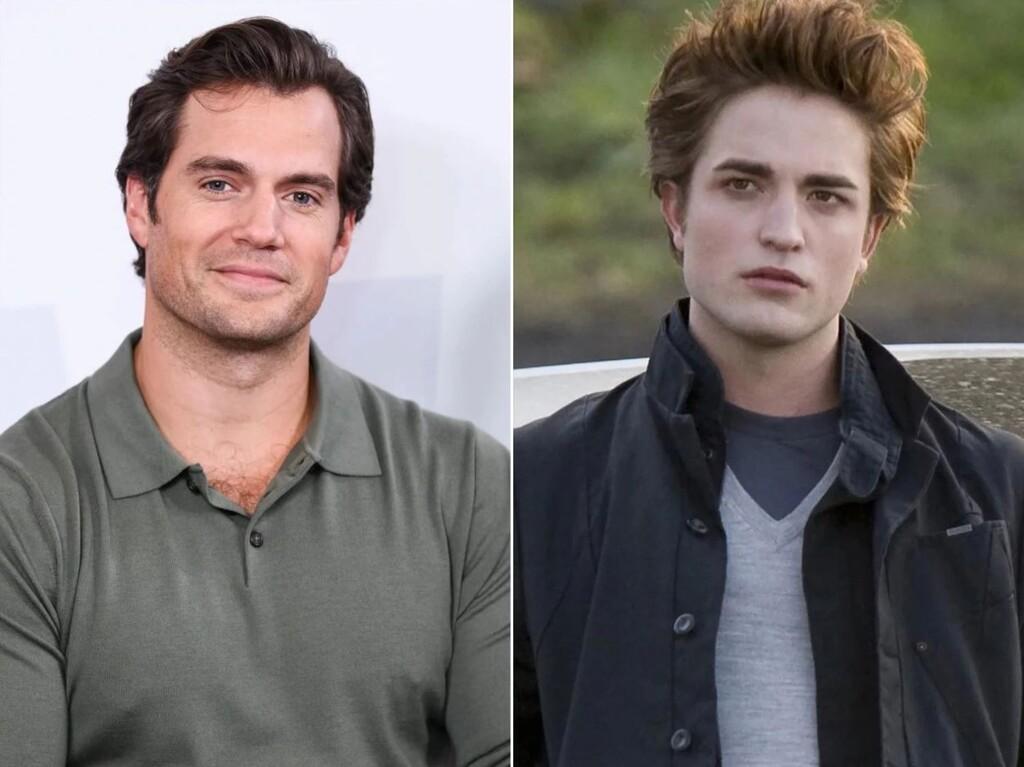 'Crepúsculo': Henry Cavill era el actor favorito de Stephenie Meyer para dar vida a Edward Cullen