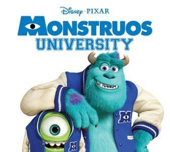 'Monstruos University', tráiler y carteles de la nueva película de Pixar