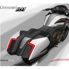 Foto 32 de 33 de la galería bmw-concept-101-bagger en Motorpasion Moto