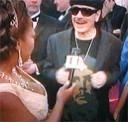 Santana muestra su camiseta del Ché