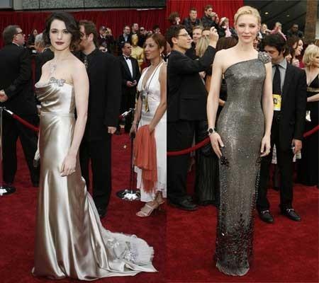 Los Oscars metalizados