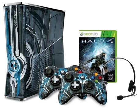 Halo 4 tendrá una edición especial para la Xbox 360