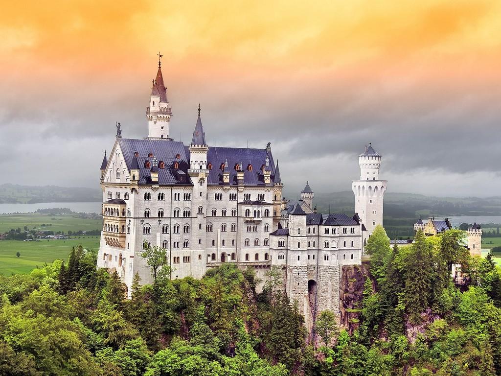Nueve castillos europeos que visitar para transportarse a otras épocas