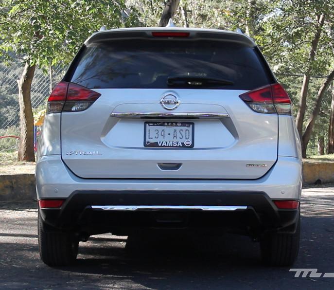 Foto de Nissan X-Trail Hybrid (15/19)