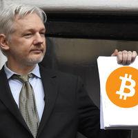 """La """"inversión forzosa"""" de WikiLeaks en Bitcoin genera un 50000% en retorno, según Assange"""