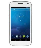 Galaxy Nexus en color blanco