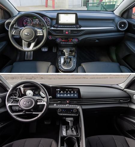 Kia Forte Vs Hyundai Elantra 4